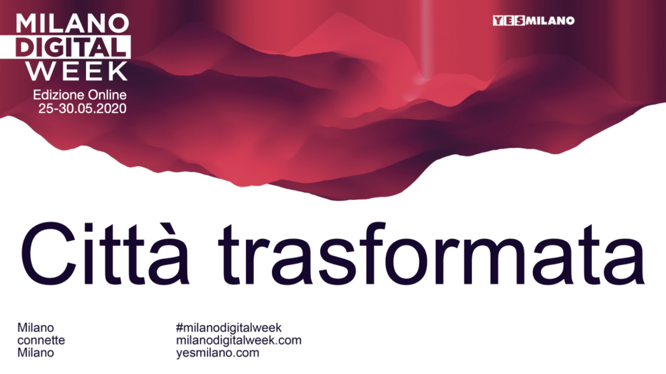 MIURA alla Milano Digital Week 2020